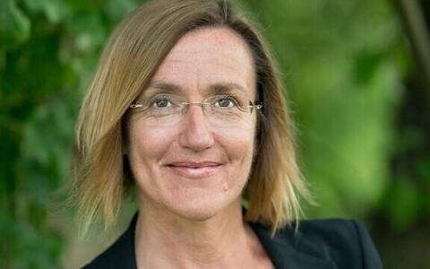 Katrin Nyman-Metcalf.