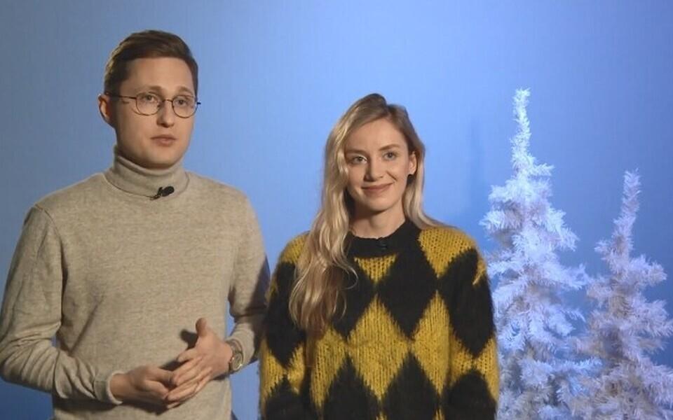 Kristjan ja Anna Pihl