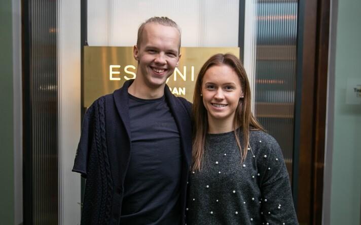Matz Topkin ja Susannah Kaul