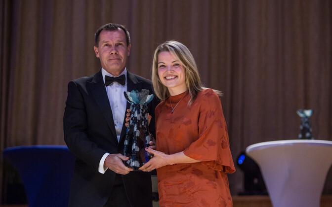 Möödunud aastal teenis auhinna Katrin Loo