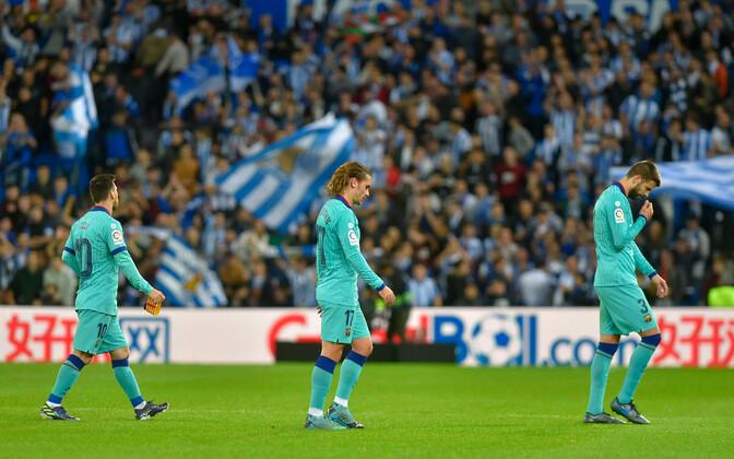 Barcelona mängijad