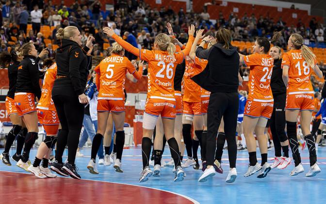Hollandi naiste käsipallikoondis