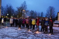 Christmas Peace declared in Jõgeva. Sunday, December 15, 2019.