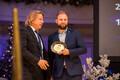 В Эстонии определили лучших футболистов, тренеров и футболисток.