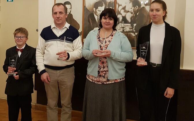 Priit Lokotar, Arno Uutma, Piret Viirma, Karmen Kuusik