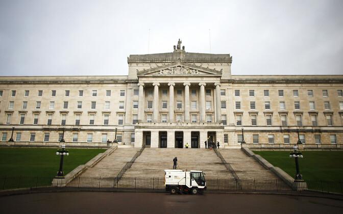 Põhja-Iirimaa parlamendihoone Belfastis.
