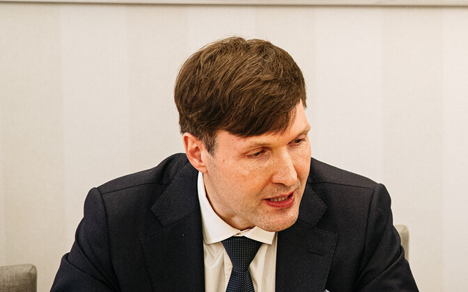Мартин Хельме проигнорировал заседание комиссии, которая должна была обсудить связанные с его деятельностью вопросы.
