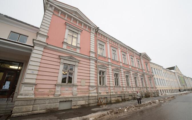 Eesti kirjandusmuuseum.