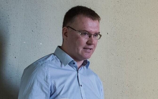 Tallinna linnavolikogu liige Hanno Matto (SDE)