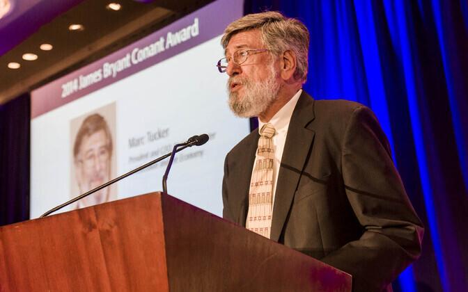 USA haridusmõttekoja NCEE juht Marc Tucker.