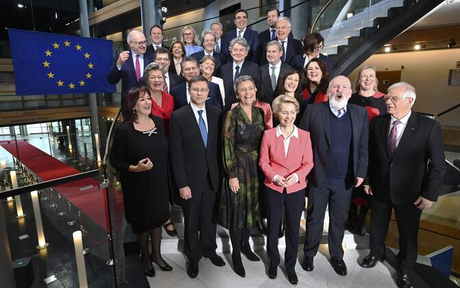 Euroopa Komisjoni volinikud.
