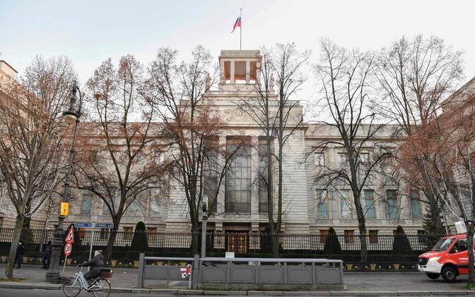 Venemaa saatkond Berliinis.