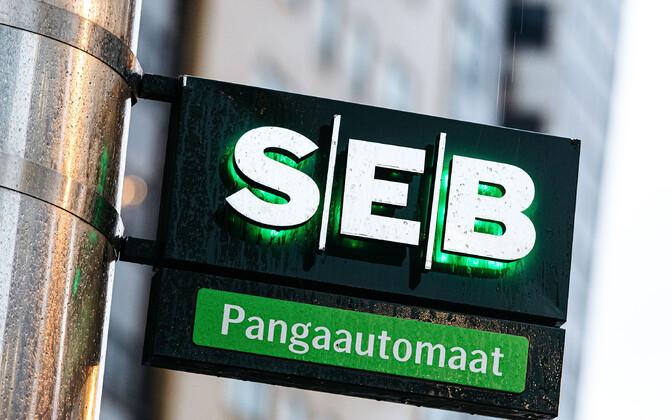 SEB logo.