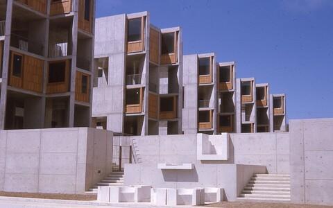 Arhitekt Louis Kahni projekteeritud Salki bioloogiauuringute instituut.