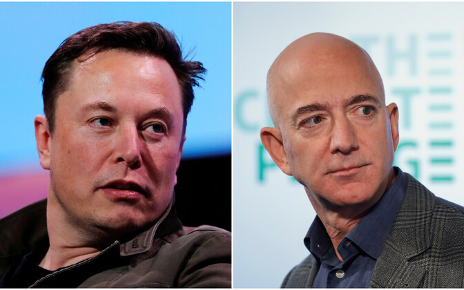 Elon Muski ja Jeff Bezose tegevus sarnaneb Achilleuse tapnud noole omale.