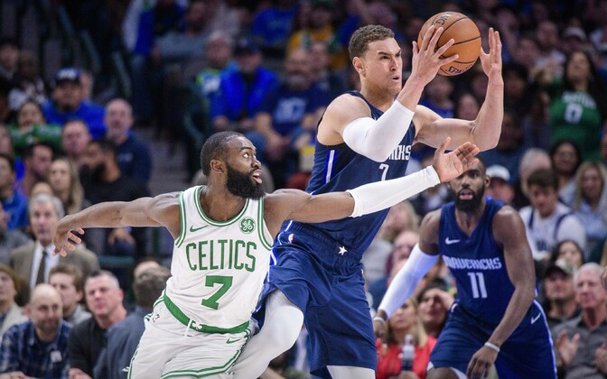 Dallas Mavericks - Boston Celtics