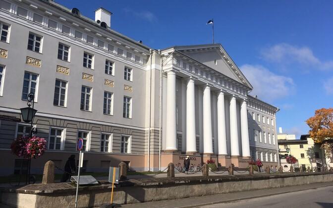 University of Tartu.