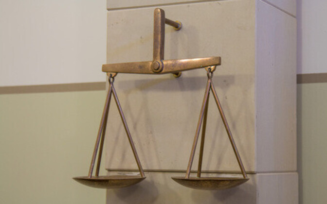 Scales of justice (picture is illustrative).