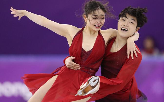 Maia ja Alex Shibutani