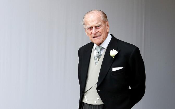 Супруга королевы Великобритании Елизаветы II Филиппа положили в больницу.
