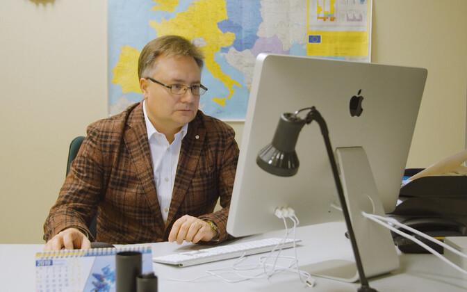 Евген Цыбуленко.