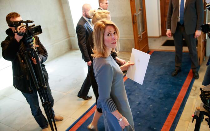 Oli 5. aprill 2019, kui valimised võitnud Reformierakonna esimees Kaja Kallas sai Kadriorus presidendilt volitused uue valitsuse moodustamiseks. Neile mõlemile oli see lootusetu olukord, sest seekord ei andnud valimisvõit peaministriportfelli.