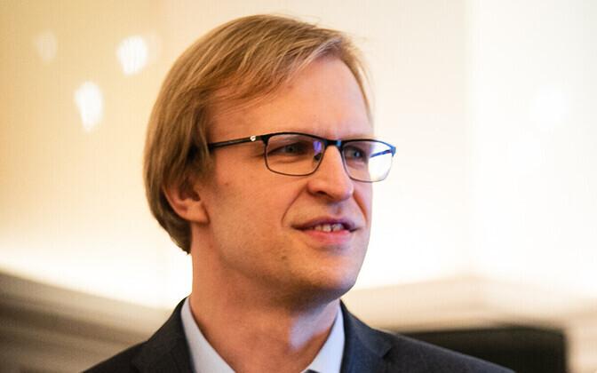Политолог Тынис Лехт.
