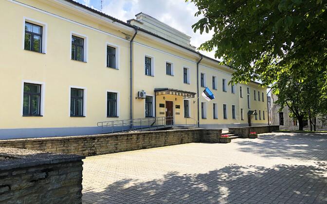Художников пригшлашают украсить фойе здания по адресу Тартуское шоссе, 85.