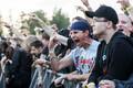 Концерт группы Metallica в Тарту.