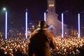 Факельное шествие EKRE 24 февраля.
