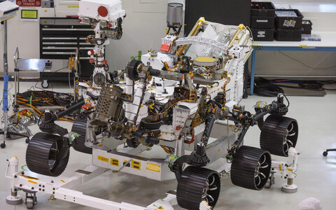 NASA kulgur Mars 2020.