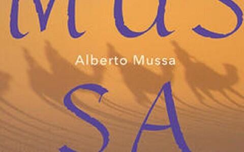 "Alberto Mussa ""Qāfi mõistatus"""