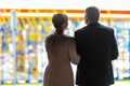Eesti Vabariigi president Kersti Kaljulaid ja härra Georgi-Rene Maksimovski, heategevuslik kontsert