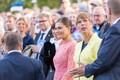 EV100 Üheslaulmine Tallinna lauluväljakul, Rootsi kroonprintsess Victoria, Eesti Vabariigi president Kersti Kaljulaid. 2018