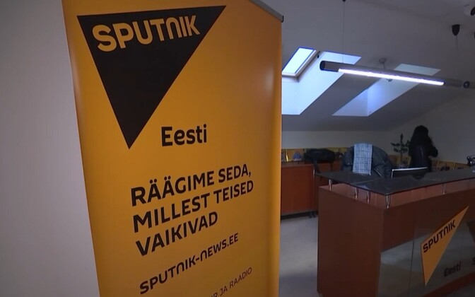 Sputnik Estonia.