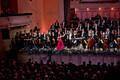 Annual Eesti Kontsert/Hennessy New Year's Concert in Tallinn on January 1.