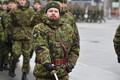 Президент Керсти Кальюлайд в Нарве 3 января 2020 года.