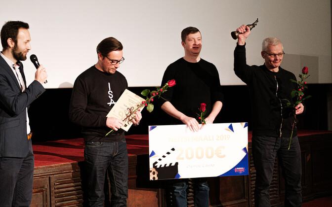 Eesti filmi preemia Neitsi Maali