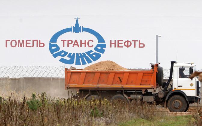 Gomel Transnefti naftamahuti Valgevenes.