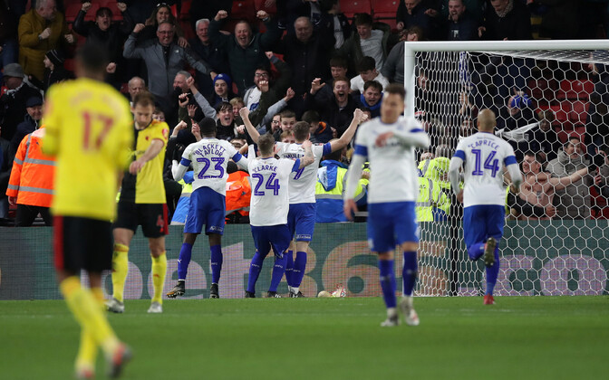 Watford - Tranmere Rovers