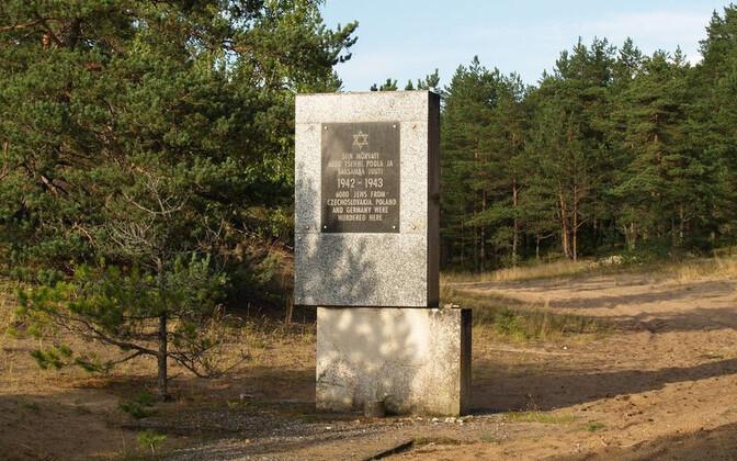 Kalevi-Liiva memorial.