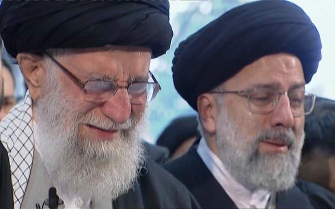 Teheranis toimus kindral Soleimani mälestustseremoonia.