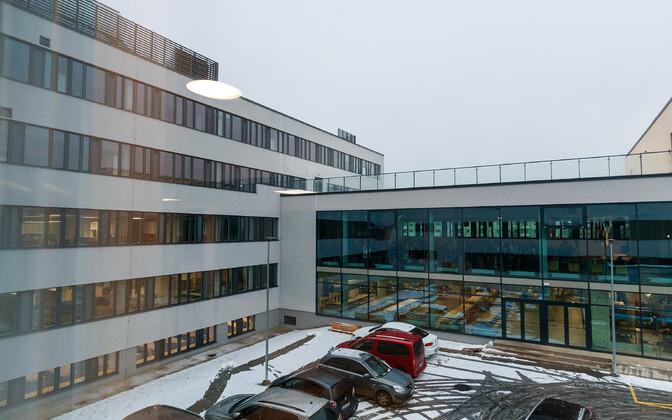 Tallinna Saksa gümnaasium.