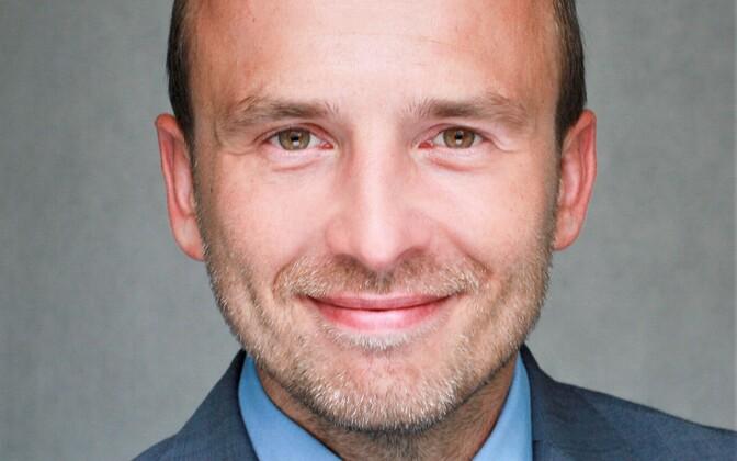 Regional Jet CFO Bartosz Motyka-Radlowski.