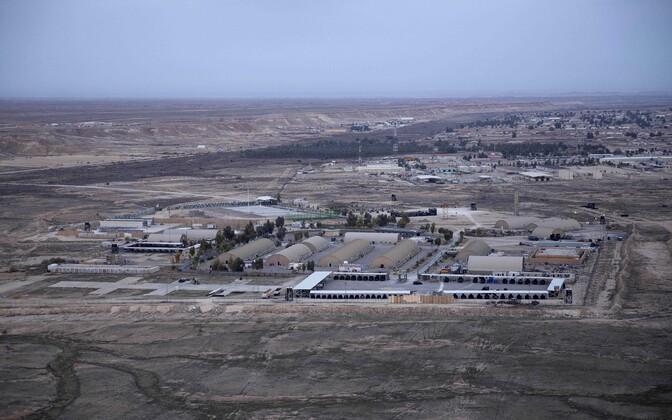 USA Al-Asadi sõjaväebaas Iraagis.