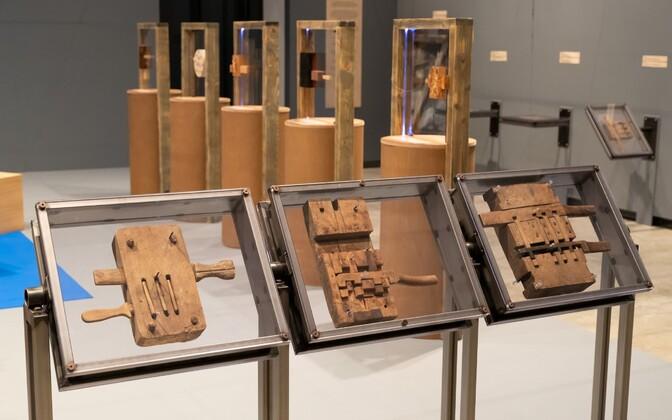 Kuni 26. jaanuarini on ERM-i osalussaalis näitus kodalukkudest.