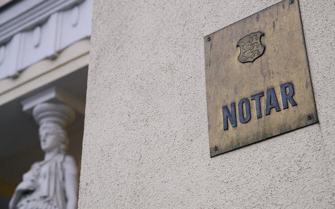 Notaribüroo