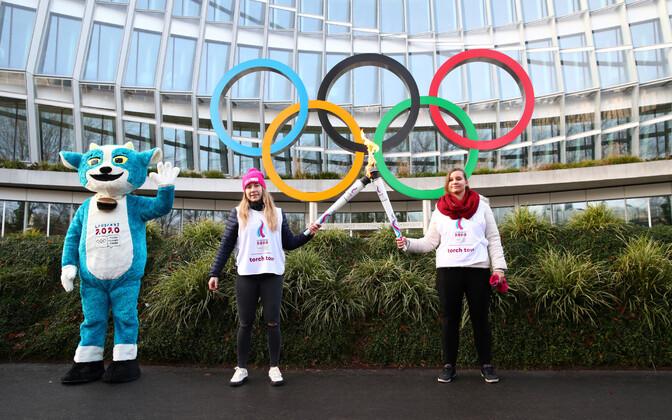9. jaanuaril algavad Lausanne'is noorte taliolümpiamängud