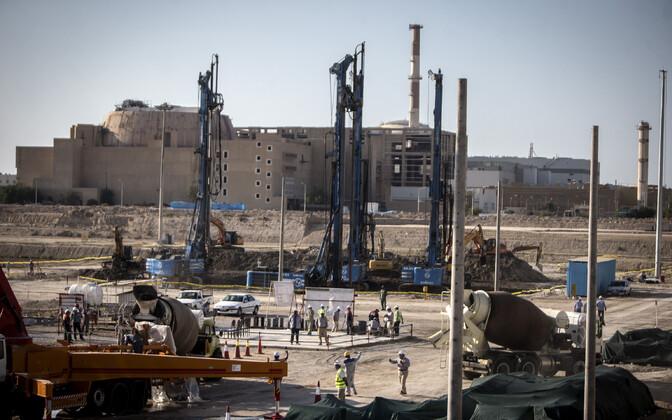 Bushehri tuumajaam.