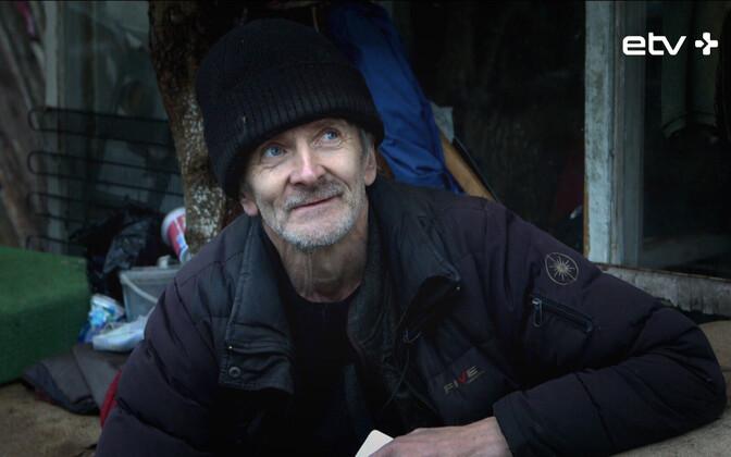 Sergei Baranov on asotsiaalne skisofreenik, ent laenuandjat see ei takistanud. Nüüd on mees kodutu.